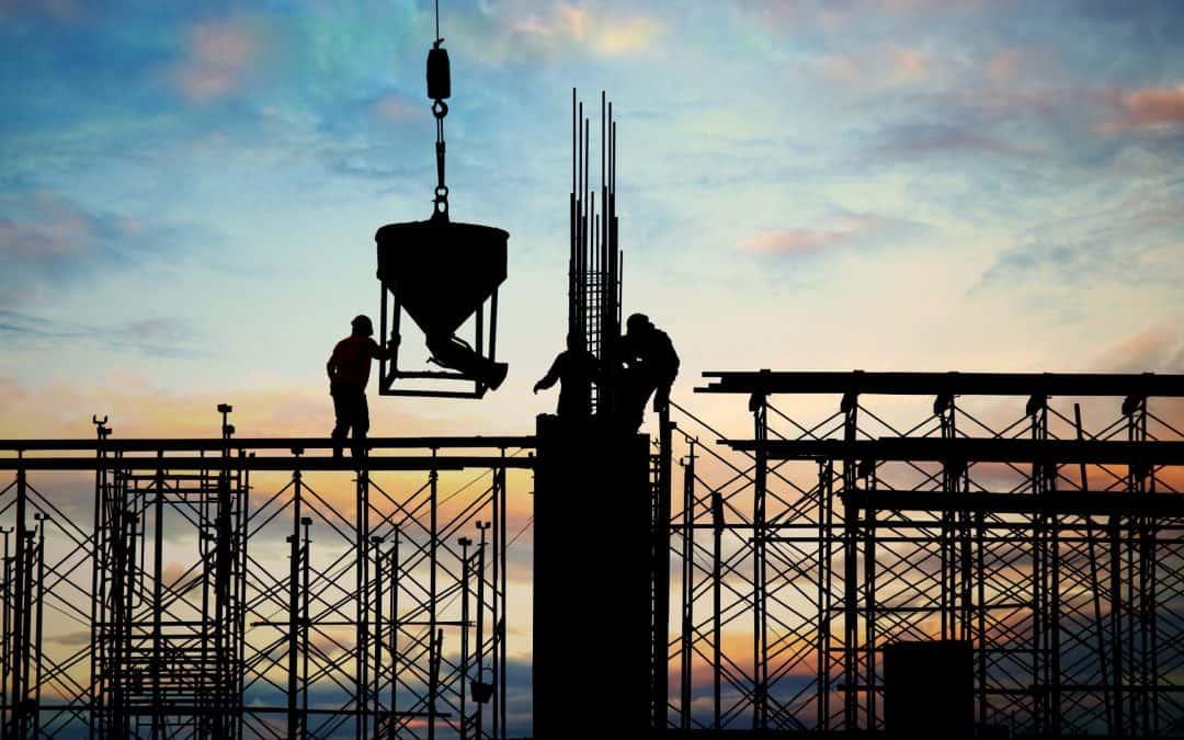 La producción en el sector construcción se recuperará en 2022